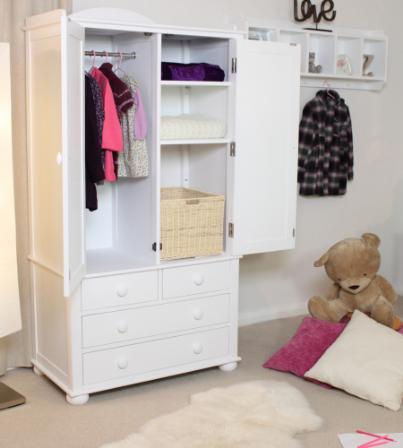 Tủ quần áo trẻ em xuất khẩu, nội thất trẻ em xuất khẩu